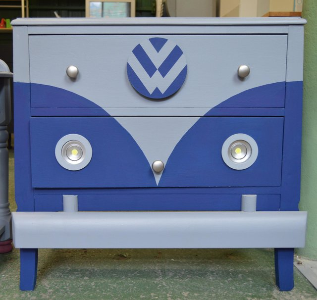 A whole new range of ingeniously up-cycled furniture is now on sale at homeless charity Emmaus Sheffield's popular Cadman Street second hand superstore.