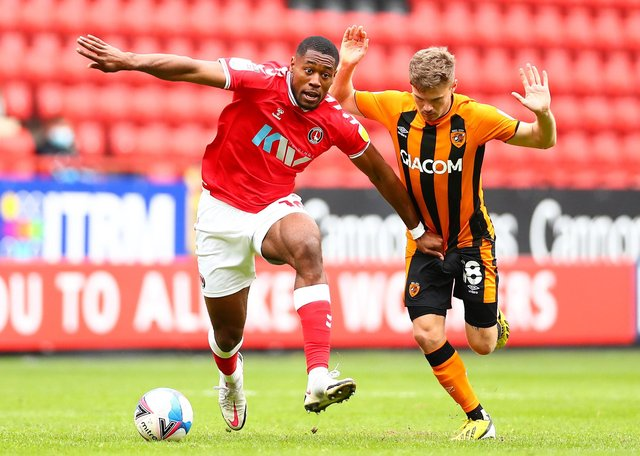 Charlton Athletic's Chuks Aneke has been linked with a move to Sheffield Wednesday.