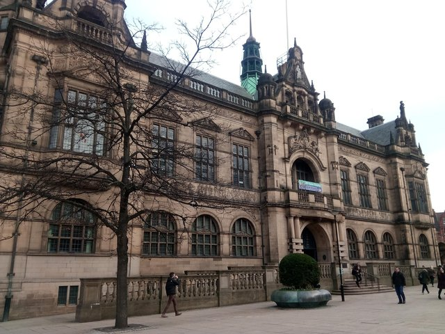 Sheffield Town Hall