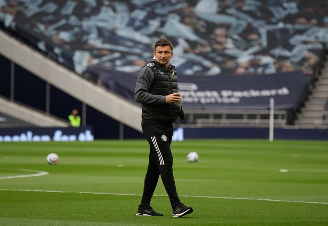 Paul Heckingbottom has been working closely with Rhian Brewster: David Klein / Sportimage