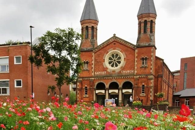 Cemetery Road Baptist Church