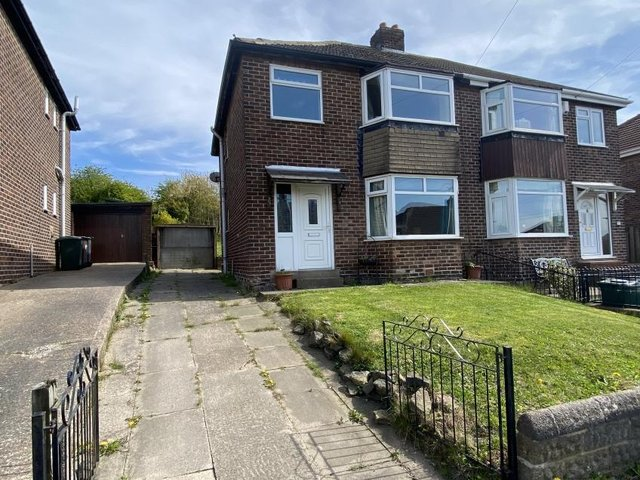 The house on West View Road, Kimberworth, could be attractive to an investor