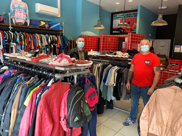 Preloved Kilo has opened a permanent base on Division Street