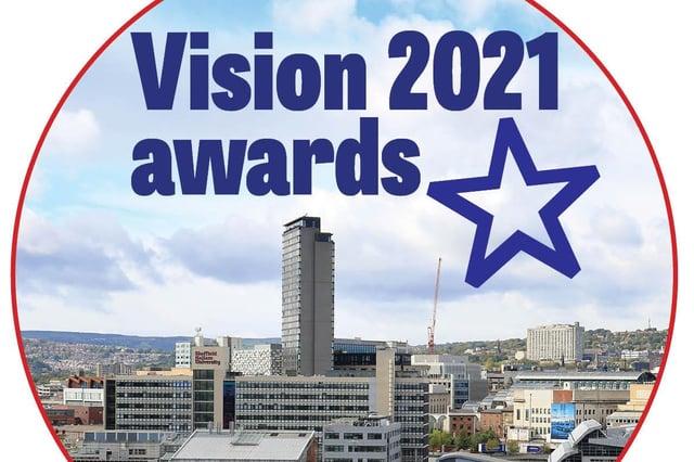 Vision2021 Awards.