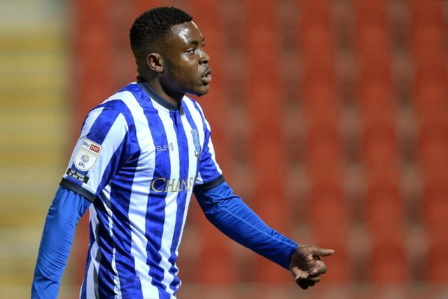 Fisayo Dele-Bashiru has had a difficult start to life at Sheffield Wednesday.