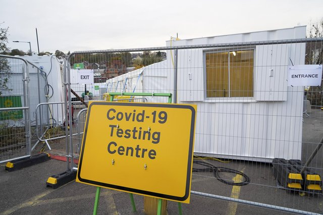 Sheffield's Covid infection rate is on the rise again