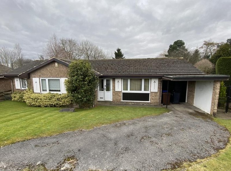 This bungalow in Parkhead Road, Parkhead, sold for £662,000, having been listed for auction at £350,000.