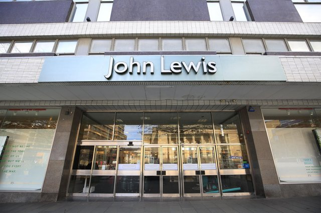 John Lewis says closing its Sheffield store is a 'last resort'