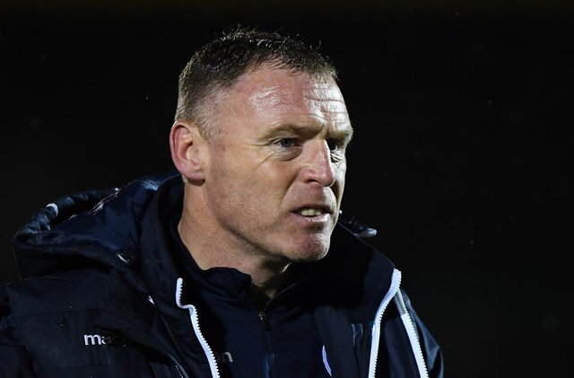 Graham Coughlan is on the coaching staff at Sheffield United.