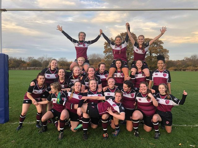 Charlie and Philippa met through rugby union while at Sheffield Hallam University.